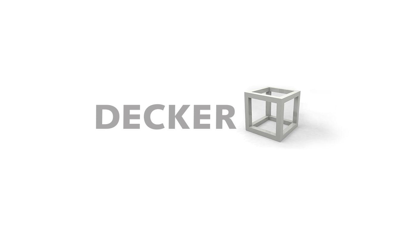Logoentwicklung Decker Objekteinrichtungen in Lippetal